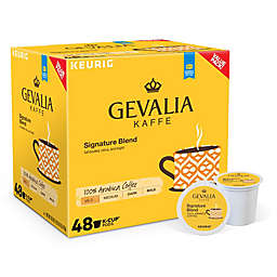 Gevalia® K-Cup 48-Count Signature Blend Coffee Pods