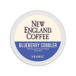New England Coffee® Blueberry Cobbler Coffee Keurig® K-Cup® Pods 18 Count