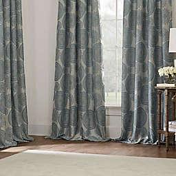 Medallion Window Curtain Panels