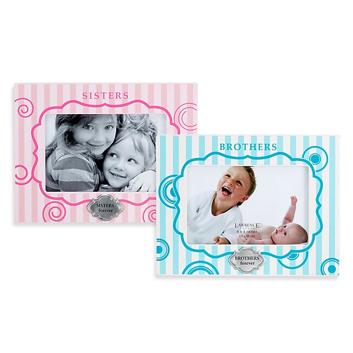 Sisters Brothers Picture Frames Bed Bath Beyond