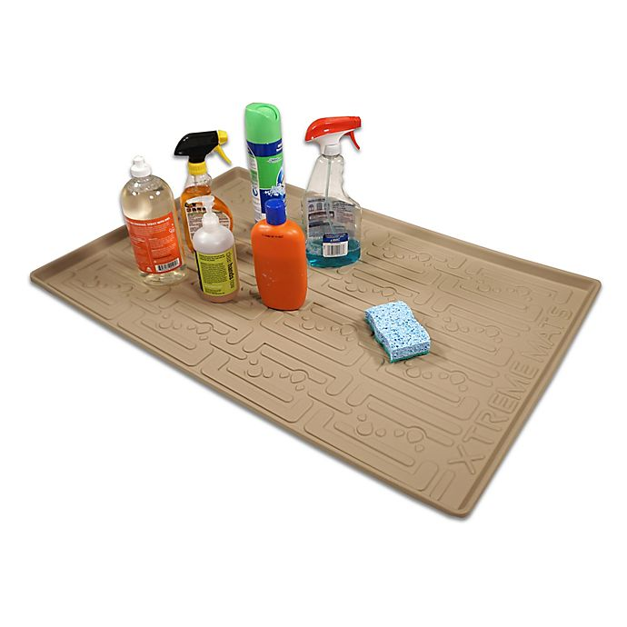 Kitchen Cabinet Mats: Xtreme Mats Under Sink Kitchen Cabinet Mat