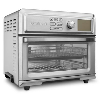 Cuisinart 174 Digital Air Fryer Toaster Oven In Stainless