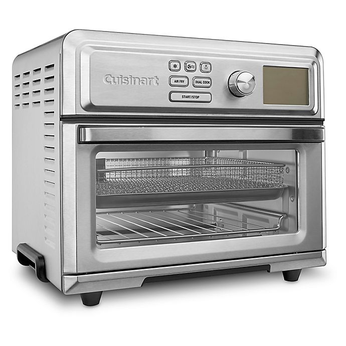 Alternate image 1 for Cuisinart® Digital Air Fryer Toaster Oven in Stainless Steel