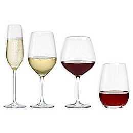 Neil Lane™ by Fortessa® Trilliant Wine Glass Collection
