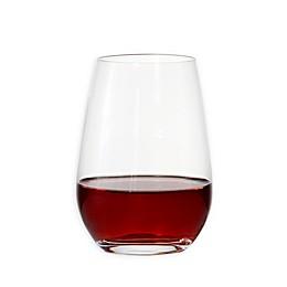Neil Lane™ by Fortessa® Stemless All Purpose Wine Glasses (Set of 4)