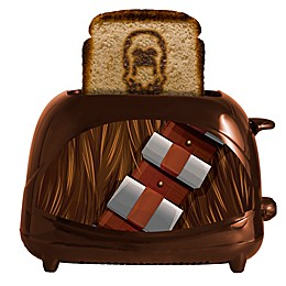 Star Wars™ Chewbacca Toaster in Brown