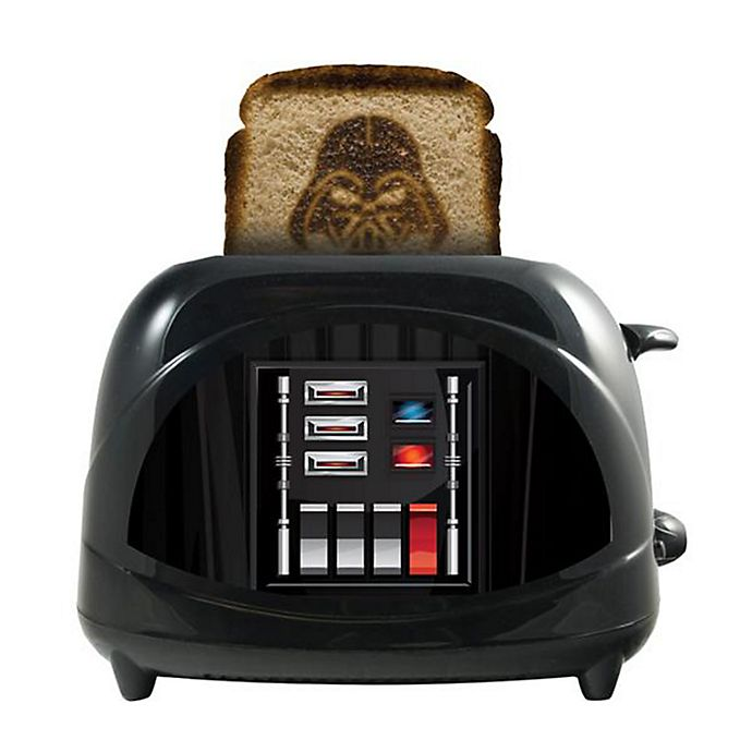 Star Wars Darth Vader Toaster In Black Bed Bath Amp Beyond