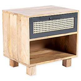 Moe's Home Collection Ashton Nightstand in Natural