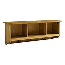 Crossley Furniture Brennan Wall Shelf in Natural