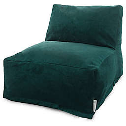 Majestic Home Goods Villa Bean Bag Chair Collection
