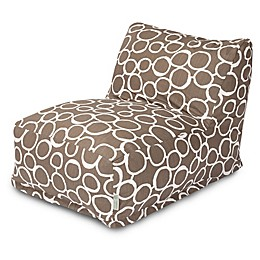 Majestic Home Goods Fusion Bean Bag Chair Lounger