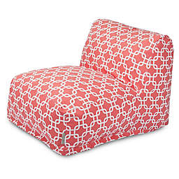 Majestic Home Goods Links Bean Bag Cotton Chair Lounger