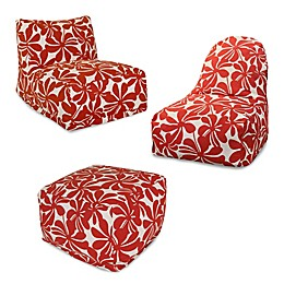 Majestic Home Goods Plantation Bean Bag Furniture Collection