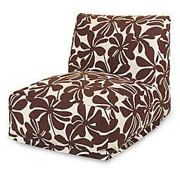 Majestic Home Goods Plantation Bean Bag Chair Lounger