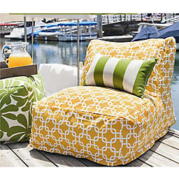 Majestic Home Goods Solid Color Bean Bag Furniture Collection