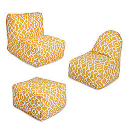 Majestic International Kick-It Athens Bean Bag Seating Collection