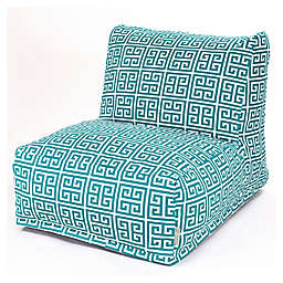 Majestic International Towers Bean Bag Chair Lounger in Pacific