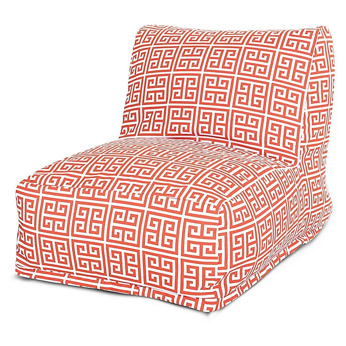Alternate image 1 for Majestic International Kick-It Towers Bean Bag Chair Lounger