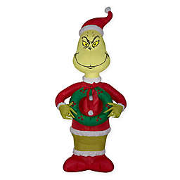 Gemmy® Grinch Inflatable Outdoor Decoration