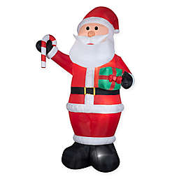 Gemmy® Inflatable Santa Claus Outdoor Decoration