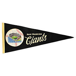 MLB San Francisco Giants Vintage Ballpark Traditions Pennant