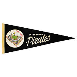 MLB Pittsburgh Pirates Vintage Ballpark Traditions Pennant