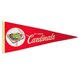 MLB St. Louis Cardinals Vintage Ballpark Traditions Pennant