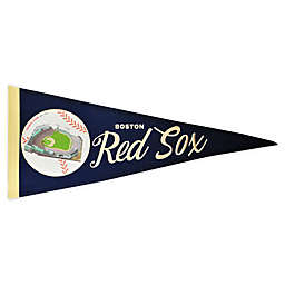 MLB Boston Red Sox Vintage Ballpark Traditions Pennant