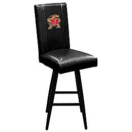 University of Maryland Swivel Bar Stool 2000