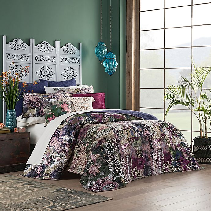 Tracy Porter 174 Paloma Reversible Quilt Bed Bath Amp Beyond