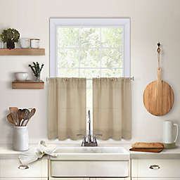 Maison Kitchen Window Curtain Tiers