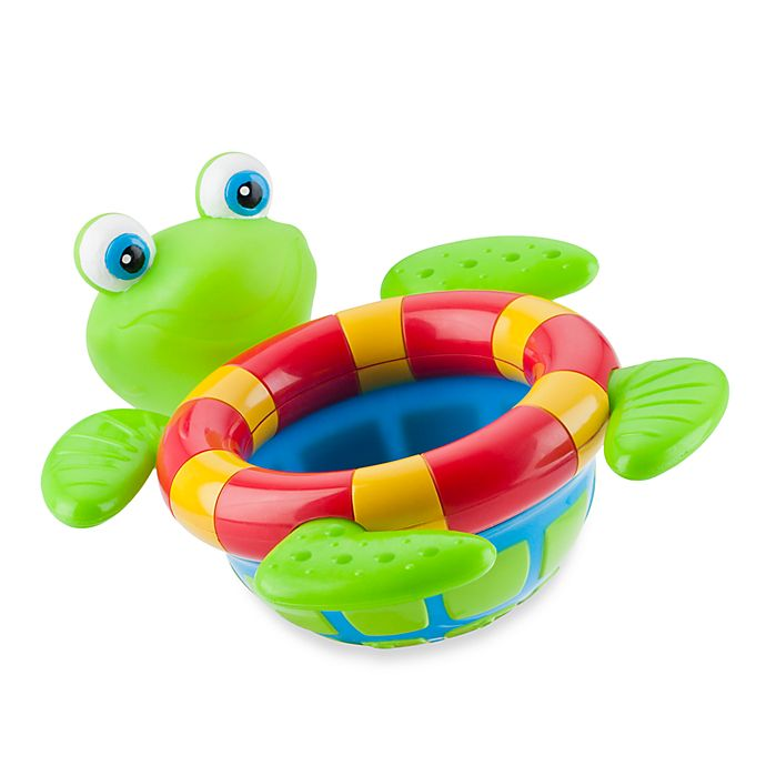 Alternate image 1 for Nuby™ Tub Time Turtle