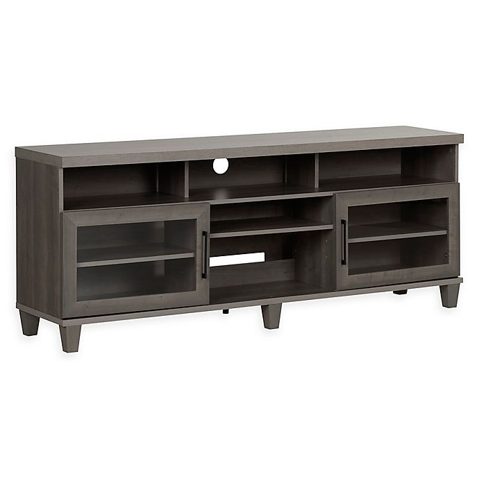 Alternate image 1 for South Shore Adrian TV Stand for 75-Inch TVs