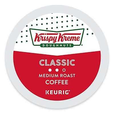 Keurig® K-Cup® Pack 18-Count Krispy Kreme Doughnuts® Classic Medium Roast Coffee