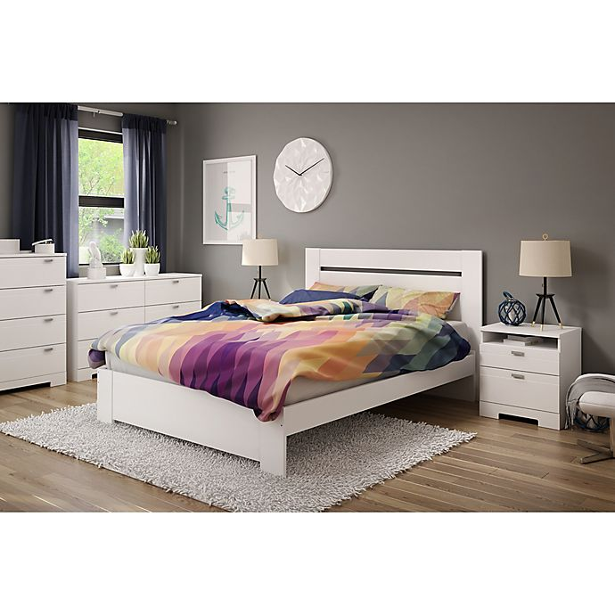 South Shore Reevo Bedroom Furniture Collection | Bed Bath ...