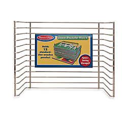 Melissa & Doug® Single Wire Puzzle Rack