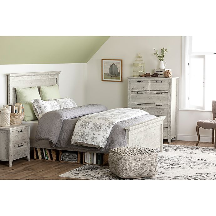 South Shore Lionel Bedroom Furniture Collection Bed Bath Beyond