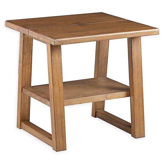 Alternate image 1 for Harbor House® Ashby Side Table in Chestnut