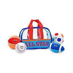 Melissa & Doug® Plush Sports Bag Fill and Spill
