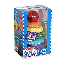Melissa & Doug® Plush Rainbow Stacker