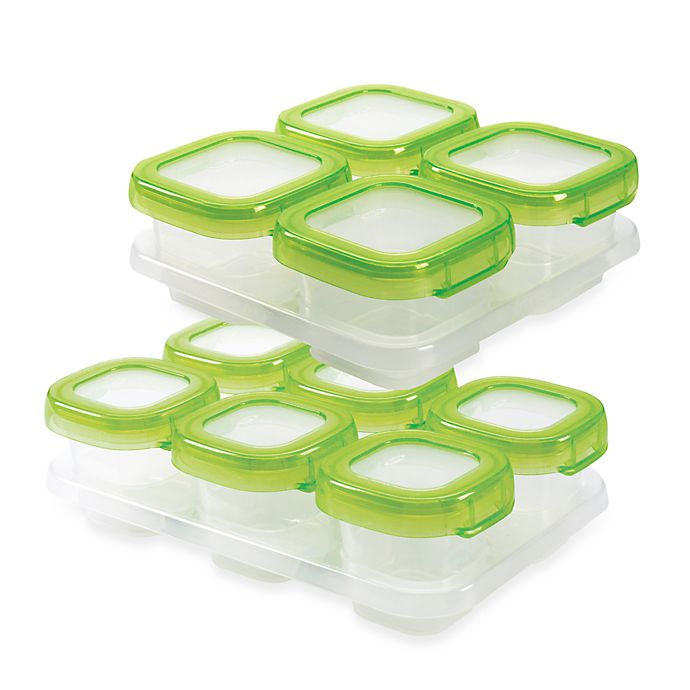 Alternate image 1 for OXO Tot® 12-Piece Baby Freezer Blocks Set