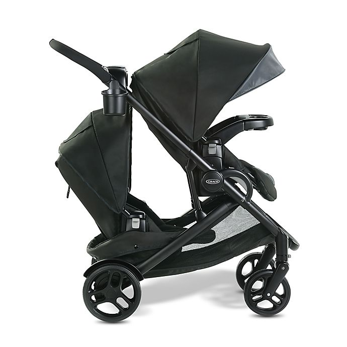Alternate image 1 for Graco® Modes2Grow™ Double Stroller in Spencer