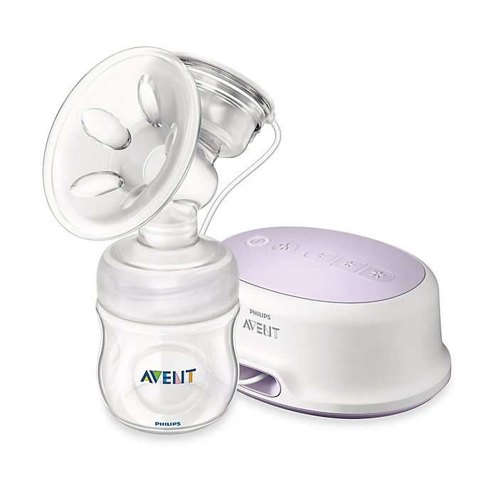 Alternate image 1 for Philips Avent Comfort Single Electric Breastpump