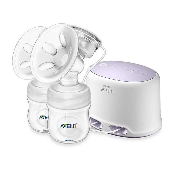 Alternate image 1 for Philips Avent Comfort Double Electric Breastpump