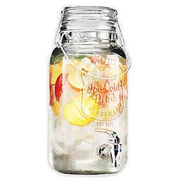 Home Essentials & Beyond 1 Gallon Beverage Dispenser
