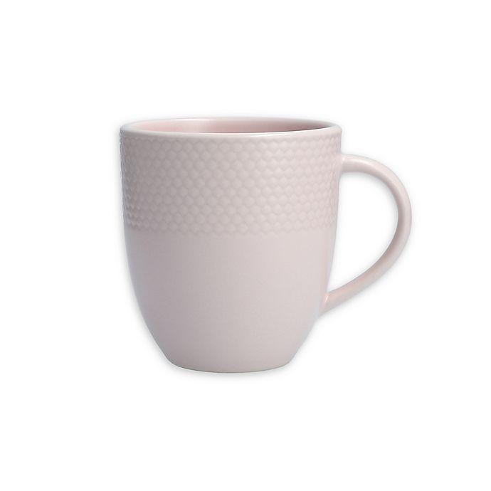 Alternate image 1 for Neil Lane™ by Fortessa®  Trilliant Mugs in Blush (Set of 4)