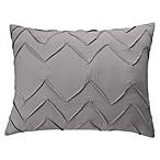 UGG® Evangeline Standard Pillow Sham in Seal Grey
