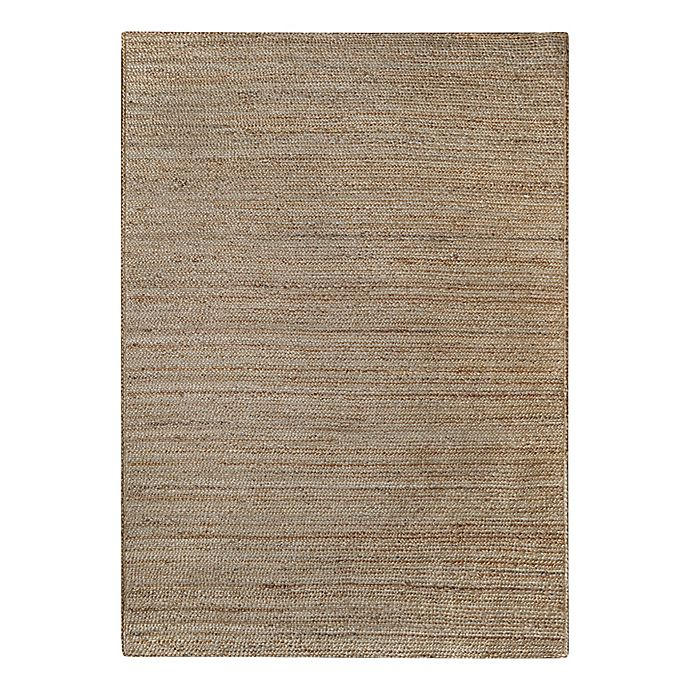 Alternate image 1 for Bee & Willow™ Home Fireside Jute Braided 5' x 7' Area Rug in Natural