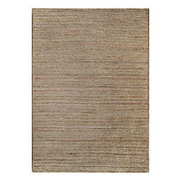 Bee & Willow™ Home Fireside Jute Braided 5' x 7' Area Rug in Natural