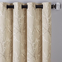 Catkin Grommet Window Curtain Panel